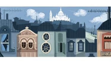 Doodle sur Google