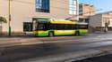 La gamme Trollino de Solaris comprend des trolleybus longs de 12 m qu'a choisi la ville de Saint-Etienne.