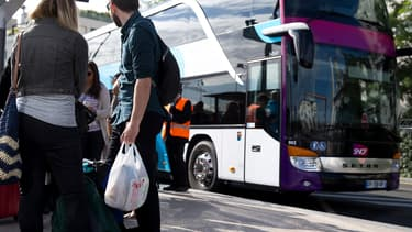Le consommateur pourra réserver un Blablabus sur le site de BlaBlaCar comme celui de la SNCF (oui.SNCF)