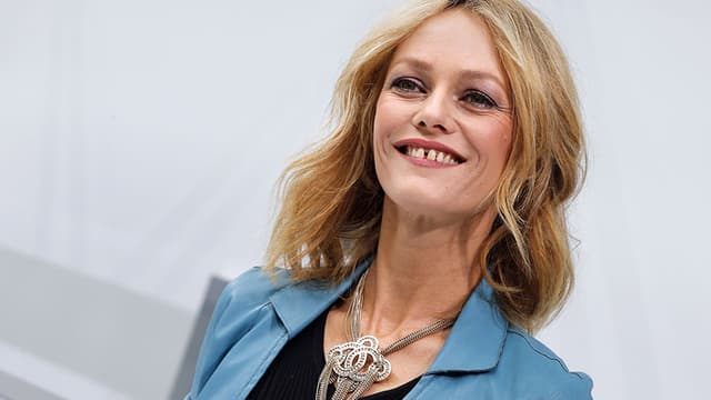 Vanessa Paradis, ex-compagne de Johnny Depp et mère de ses deux enfants, Lily Rose et Jack.