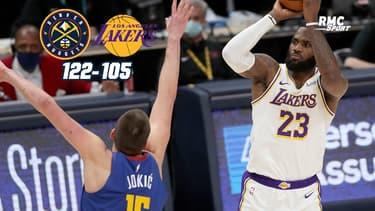NBA : Les Lakers surpris à Denver, les résultats et classements (15 février, 10h)