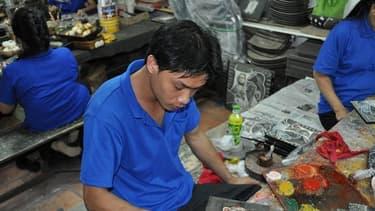 Dans les pays asiatiques, les salaires ont progressé de 5%, mais le salaire moyen reste très faible.
