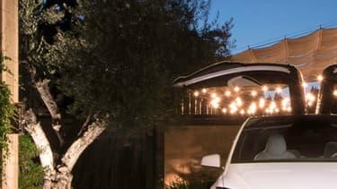Le SUV Tesla Model X a recueilli 39% des votes.