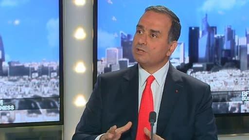 Marwan Lahoud a également évoqué l'euro fort