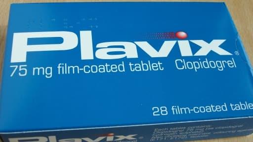 Le Plavix est le quatrième médicament le plus vendu au monde