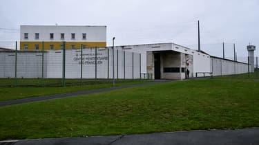 La prison de Réau, en Seine-et-Marne, d'où s'est évadé Rédoine Faïd.