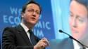 David Cameron, ici au World Economic Forum de 2011, veut une Europe réformée et plus compétitive