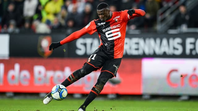 Mbaye Niang - Rennes