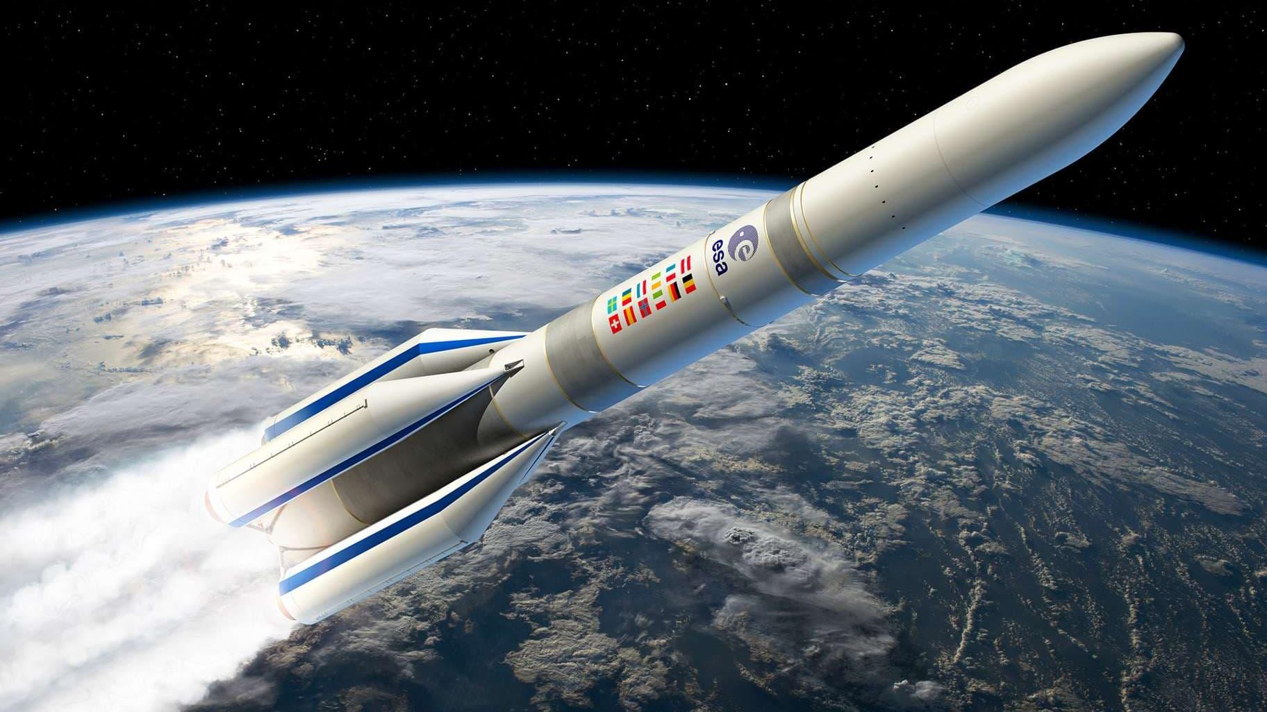 Le premier tir d'Ariane 6 aura finalement lieu au deuxième trimestre 2022