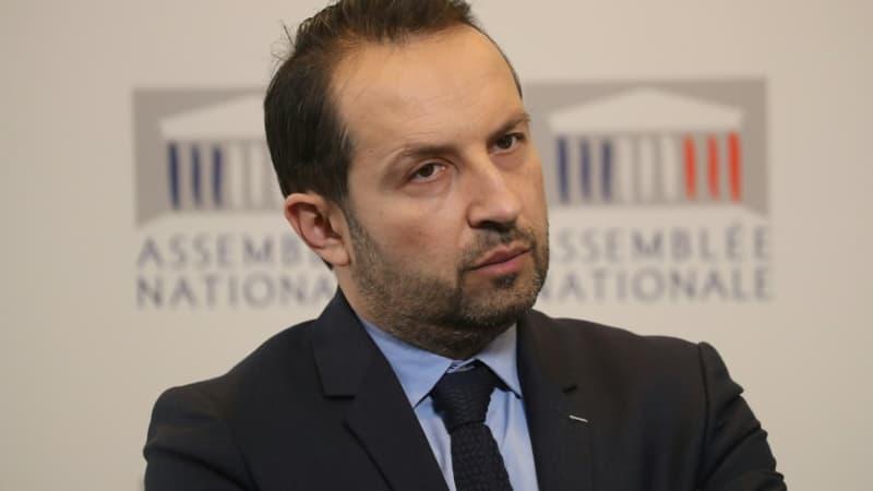 Sébastien Chenu (RN) fustige la candidature d'Éric Dupond-Moretti (LaREM) dans les Hauts-de-France