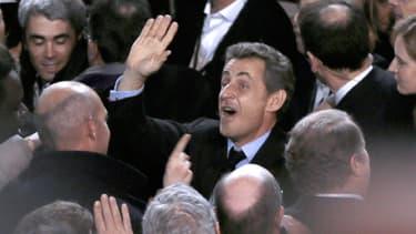 Sarkozy dénonce des méthodes dignes de la Stasi