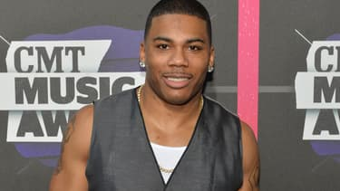 Le rappeur Nelly en juin 2013 à Nashville