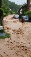 Inondations à Beuzevillette (Seine-Maritime) - Témoins BFMTV