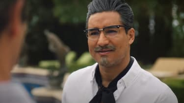 "Mario lopez dans ""A Recipe For Seduction"""