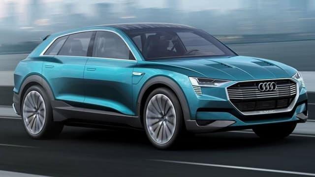 Du modèle, on ne connaît ni le design définitif, ni le tarif, ni le nom. Seule certitude, il s'inspirera de ce concept car présenté en septembre 2015 au salon de Francfort.