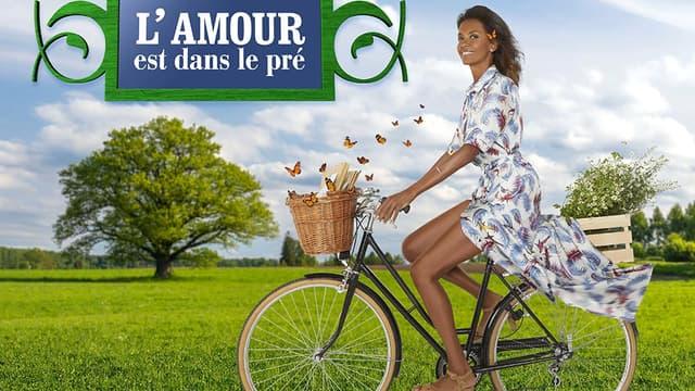 Karine Le Marchand revient ce lundi 20 août pour la 13e saison de l'Amour est dans le pré.