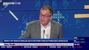 Les Experts: Bercy dit non au malus auto en fonction du poids des véhicules - 25/09