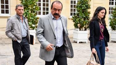 Philippe Martinez veut être reçu par le Premier ministre.