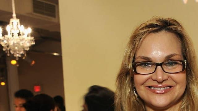 Jill Harth à New-York City en 2012.