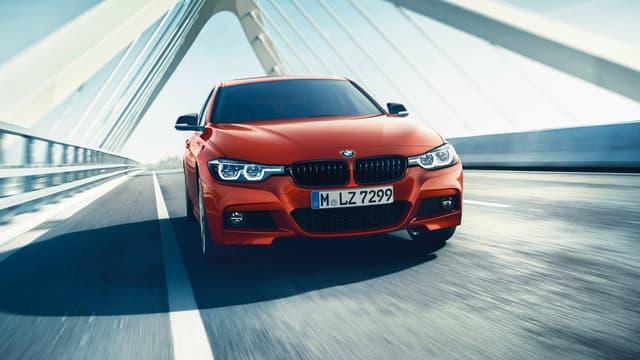 La Série 3 fait partie des modèles emblématiques et best-seller de BMW.