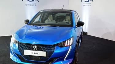 PSA vendra des voitures sous la marque Peugeot aux Etats-Unis.