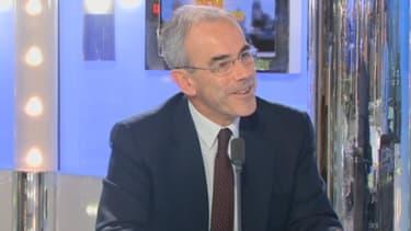Yann Delabrière indique que Faurecia va diminuer le poids de l'Europe dans ses ventes
