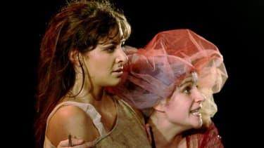 La pièce 'Cendrillon' mise en scène par Julien Alluguette