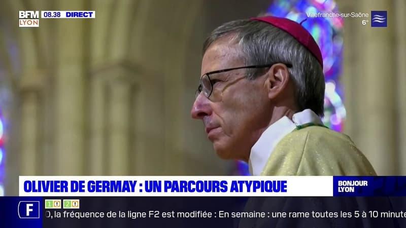 Conservateur, opposé au mariage pour tous, ancien militaire: qui est Olivier de Germay, nouvel archevêque de Lyon?