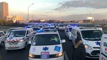 Quatorze personnes ont été interpellées ce mardi en marge de la mobilisation des ambulanciers
