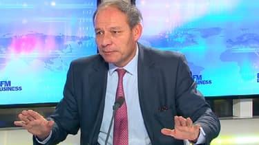 Frédéric Banzet était l'invité de Stéphane Soumier dans Good Morning Business ce lundi 25 novembre.