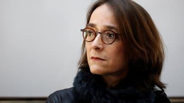 Delphine Ernotte, présidente de France TV
