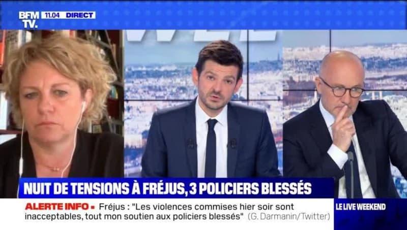 Nuit de tensions à Fréjus : 3 policiers blessés - 09/05