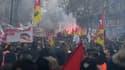 Plus de 300.000 manifestants ont défilé dans toute la France.