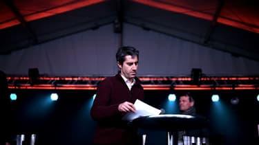 Le député de La France Insoumise (LFI), François Ruffin, le 11 mars 2020 à Grenoble