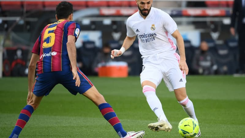 Real Madrid-Barça en direct: qui va remporter le Clasico ?