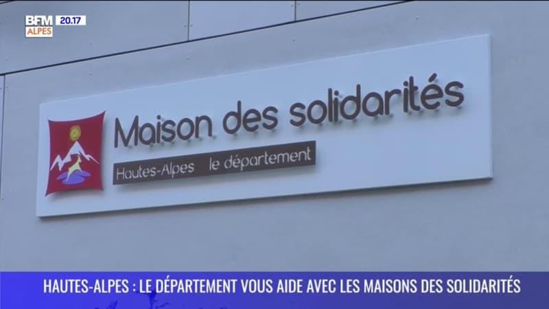 Hautes-Alpes : le Département vous aide avec les Maisons des solidarités