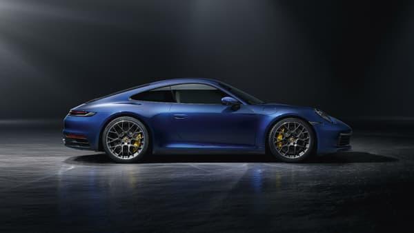 Une ligne à succès, logiquement conservée par Porsche.