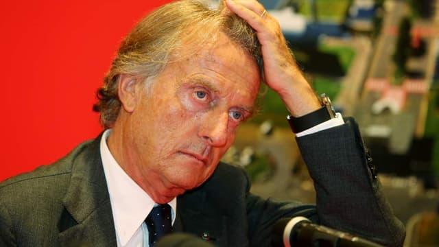 Luca di Montezemolo pourrait notamment faire le bonheur d'Alitalia