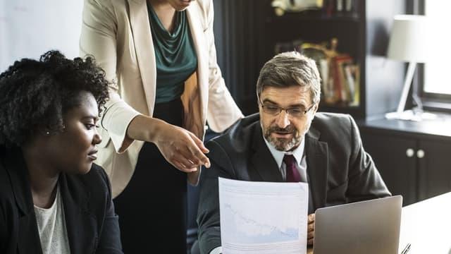 La cooptation est surtout utilisée quand il s'agit de trouver des profils d'experts (73%) et plus rarement quand il faut trouver un débutant (2%).