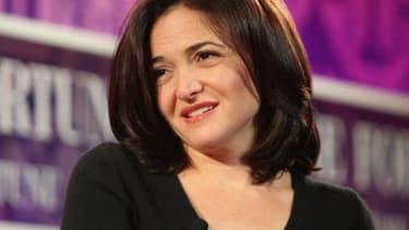 Si Hillary Clinton était élue à la présidence des États-Unis, sa secrétaire d'État au Trésor pourrait être Sheryl Sandberg.
