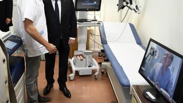 À partir du 15 septembre, les médecins pourront réaliser des examens médicaux par visioconférence, rémunérées au même tarif qu'une consultation classique.