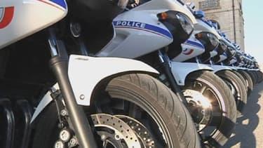Les policiers à moto sont désormais 30 à Marseille, où 40% des délits graves sont commis à deux roues.