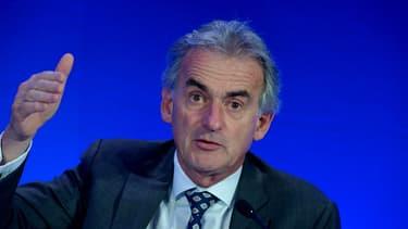 Frédéric Gagey est le PDG d'Air France depuis 2013.