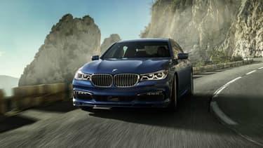 Disponible en septembre prochain aux Etats-Unis, la nouvelle Alpina B7 affiche des performances impressionnantes.