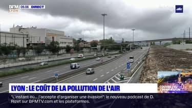 Lyon: la pollution de l'air coûte 585 millions d'euros chaque année, selon une étude