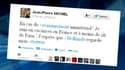Le message du sénateur Jean-Pierre Michel a beaucoup amusé Twitter.