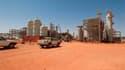 Selon les autorités algériennes, trente-deux activistes et 23 otages ont péri lors de la prise d'otages qui a pris fin samedi avec l'intervention des forces spéciales de l'armée dans le site gazier de Tiguentourine, dans le Sahara algérien. /Photo d'archi