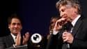 """""""Mieux vaut tard que jamais"""", a déclaré mardi Roman Polanski, après avoir reçu le prix d'honneur que le jury du festival du film de Zurich lui a décerné il y a deux ans. Venu le recevoir une première fois le 26 septembre 2009, le réalisateur avait été arr"""