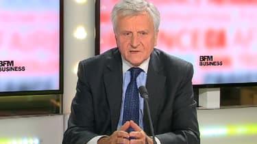 Jean-Claude Trichet juge négativement la situation aux Etats-Unis