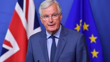 Le traité ne pourra pas être renégocié, a insisté Michel Barnier